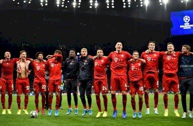 A Bayern München tönkreverte a Tottenhamet