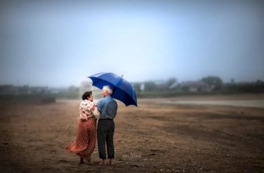 Idős házasok