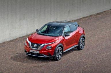 Itt az új Nissan Juke!