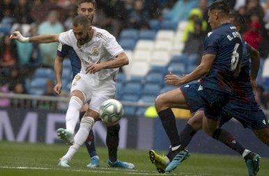 Már három góllal is vezetett a Real Madrid, de majdnem megégett