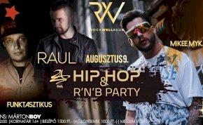 Hip-Hop & RNB Party