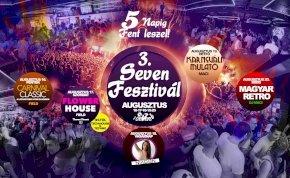 3. Seven Fesztivál
