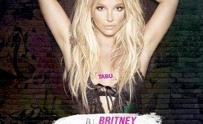 It's Britney, B....!