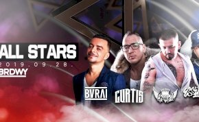 All Stars /Curtis, Burai, Essemm, GWM/