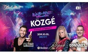 KÖZGÉ ✘ World is Mine Diáknapi After