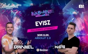 EVISZ ✘ World is Mine Afterparty
