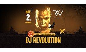 Halloween party / DJ Revolution