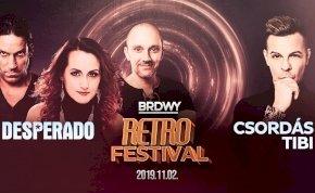 BRDWY RETRO • Desperado • Csordás Tibi