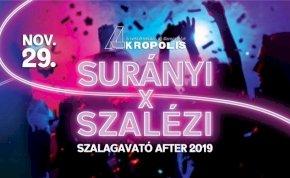 SURÁNYI x SZALÉZI - Szalagavató After 2019