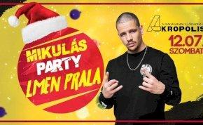 MIKULÁS Party - LMEN PRALA