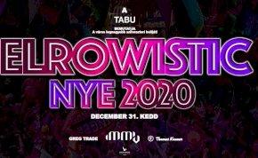 Elrowistic NYE 2020 / Szilveszter 2020