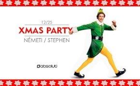 Xmas Party az Absolutban!