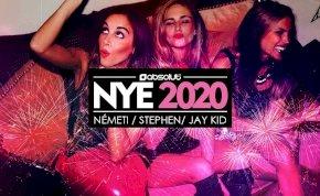 Absolut Szilveszter - Németi, Stephen és Jay Kid / NYE 2020!