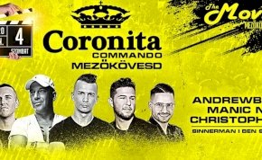 Coronita Commando After