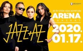 20 év után az Arénában a JAZZ+AZ!