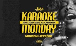 Karaoke Monday a Sevenben!
