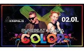 COLOR Show - PUREBEAT x YAMINA