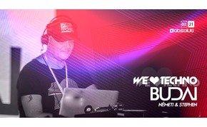We Love Techno! BUDAI • Németi