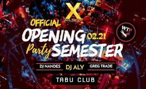 The International Opening Semester Party