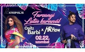 LATIN - Opitz Barbi x HRflow