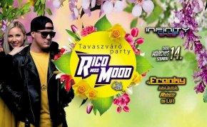 Rico & Miss Mood • Tavaszváró