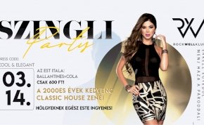 Szingli Party | Rockwell Klub • 0314