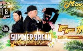 Summer Break Festival 2 ✘ RICO x Miss Mood, TIAH