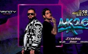 AK26 • Nyárzáró buli • Infinity Club (Encs)