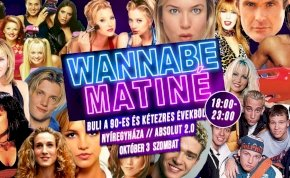 Wannabe Matiné ✘ 90S + 00S ✘ Absolut 2.0