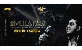 uNIGHT pres.: #MULATÁSI » TABU Debrecen