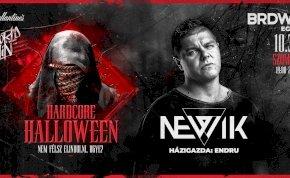 Hardcore Halloween 2020 « by WORLD IS MINE   BRDWY
