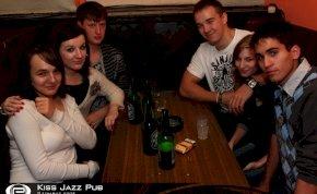 Debrecen, Kis Jazz Pub - 2010. november 6. szombat