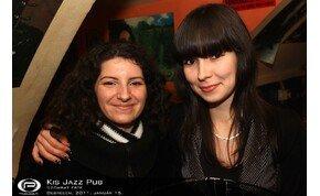 Debrecen, Kis Jazz Pub - 2011. január 15.