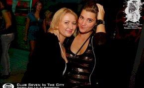 Nyíregyháza, Club Seven In The City - 2011. Augusztus 10. Szerda