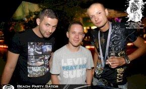 Beach Party Sátor, 2011. július 9. Szombat, Mategery & Tekk