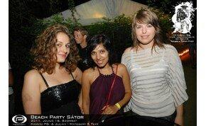 Beach Party Sátor, 2011. július 16. Szombat, Hungarian House Mafia: Hamvai PG. & Julian - Mategery & Tekk