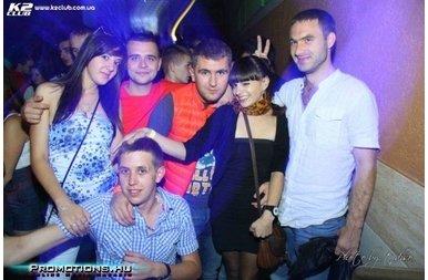 Ukrajna, Club K2 - 2011. szeptember 30., Péntek