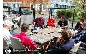 Nyíregyházi Főiskola - FŐHE 2012 - 1. nap - Április 19. Csütörtök