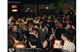 Miskolc, East Side Beach & Arena - 2011. február 19.