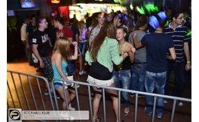 Miskolc, Rockwell Klub - 2012. augusztus 30., Csütörtök