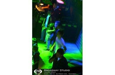 Eger, Broadway Studio - 2010. október 23. szombat