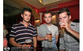 Eger, Leonardo Dance Bar - 2010. július 3. szombat