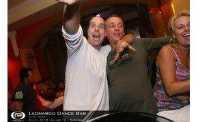 Eger, Leonardo Dance Bar - 2010. július 10. szombat