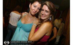 Eger, Leonardo Dance Bar - 2010. július 31. szombat