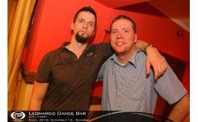 Eger, Leonardo Dance Bar - 2010. november 13., Szombat