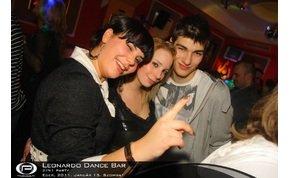 Eger, Leonardo Dance Bar - 2010. január 15., Szombat