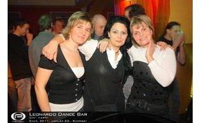 Eger, Leonardo Dance Bar - 2010. január 22., Szombat