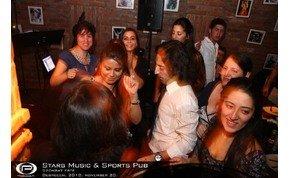 Debrecen, Stars Music & Sports Pub - 2010. november 20. Szombat
