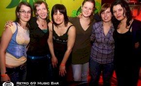 Debrecen, Retro 69 Music Bar - 2011. február 4. Péntek