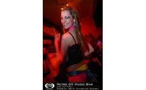 Debrecen, Retro 69 Music Bar - 2010. október 23. szombat